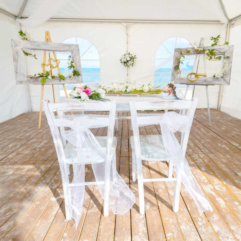 Heiraten aud Usedom in Zinnowitz